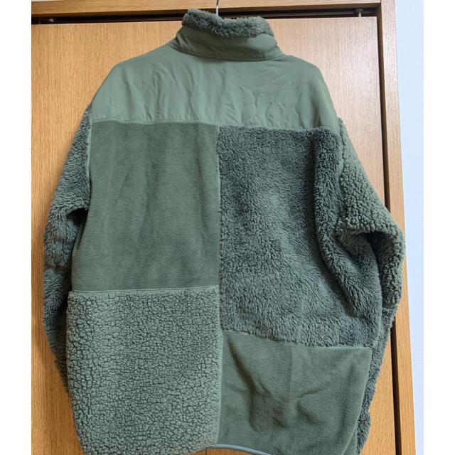 Engineered Garments(エンジニアードガーメンツ)のuniqlo engineered garments fleece M メンズのジャケット/アウター(ブルゾン)の商品写真