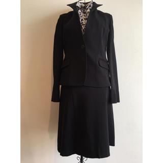 ナラカミーチェ(NARACAMICIE)のご予約済み ナラカミーチェブラックの冬のスーツ(スーツ)
