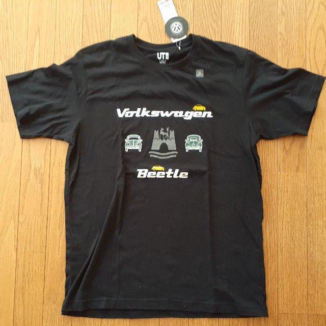 UNIQLO(ユニクロ)のXLサイズ フォルクスワーゲン ビートルTシャツ メンズのトップス(Tシャツ/カットソー(半袖/袖なし))の商品写真
