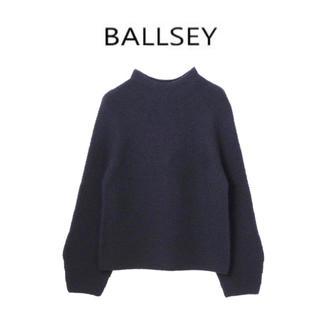 TOMORROWLAND - Ballsey トゥモローランド ウールビルドネックプルオーバー 定価2.1万