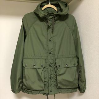 エンジニアードガーメンツ(Engineered Garments)の美品 engineered garments lt parka Atlantic(マウンテンパーカー)
