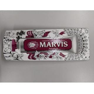 マービス(MARVIS)のMARVIS マービス 歯磨き粉 KARAKUM 75ml(歯磨き粉)