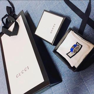 Gucci - GUCCI ガーデン リング