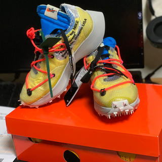 OFF-WHITE - offwhite Vapor Street sneakersヴェイパーストリート