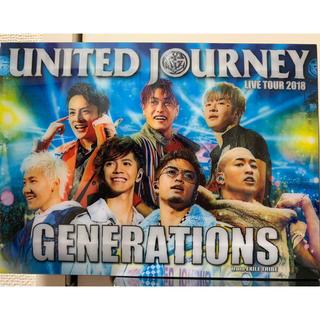 GENERATIONS - GENERATIONS ライブDVD UNITED JOURNEY
