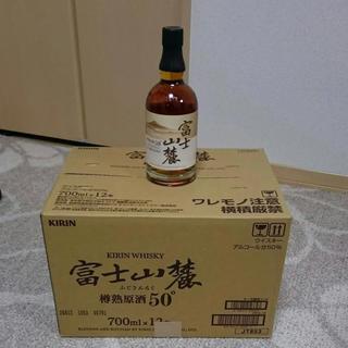 キリン(キリン)の富士山麓ウイスキー 12本セット(ウイスキー)