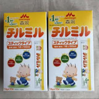 森永乳業 - チルミル  粉ミルク 20本