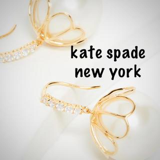 kate spade new york - 【ラスト2点¨̮♡︎】ケイトスペード パーレット ドロップピアス