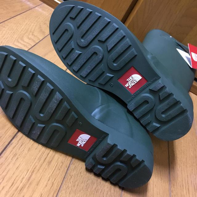 THE NORTH FACE(ザノースフェイス)の定価17380円・ノースフェイス・レインブーツ・長靴 レディースの靴/シューズ(レインブーツ/長靴)の商品写真