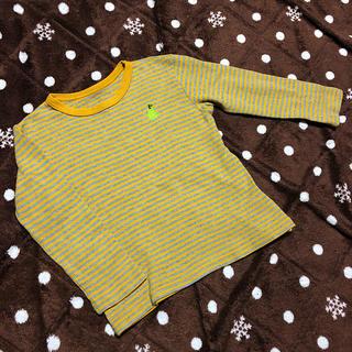 サンカンシオン(3can4on)のロンT(100cm)(Tシャツ/カットソー)