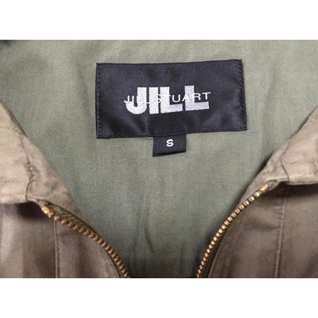 JILL by JILLSTUART(ジルバイジルスチュアート)のJILL by JILLSTUART ジルバイジルスチュアート ジャケット レディースのジャケット/アウター(ミリタリージャケット)の商品写真