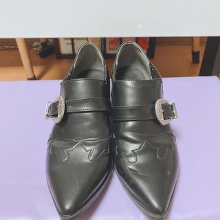 ジーユー(GU)のGU シューズ(ローファー/革靴)