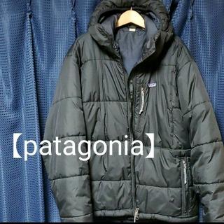 パタゴニア(patagonia)のパタゴニア patagonia ダスパーカ 01年製 Mサイズ(ダウンジャケット)