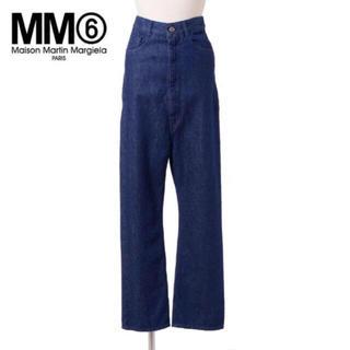 エムエムシックス(MM6)のMM6 ハイライズデニム 36(デニム/ジーンズ)