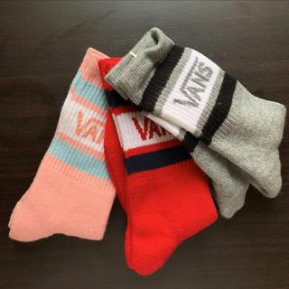 ヴァンズ(VANS)のVANS 靴下(ソックス)