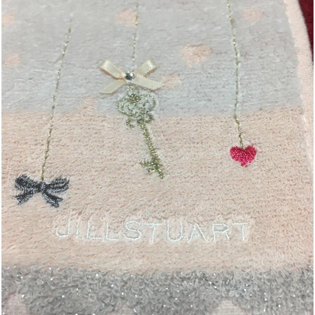 JILLSTUART(ジルスチュアート)のジルスチュアートハンドタオル レディースのファッション小物(ハンカチ)の商品写真