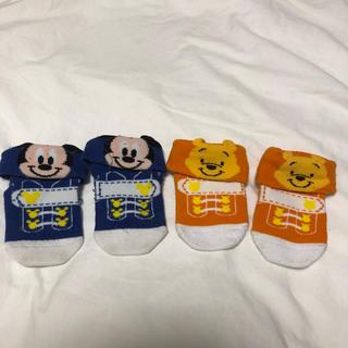 Disney - ディズニー ベビー 靴下