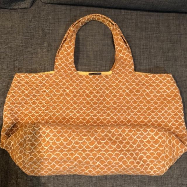 mina perhonen(ミナペルホネン)のmina perhonen ミナペルホネン パニーニ バッグ マーメイド レディースのバッグ(トートバッグ)の商品写真