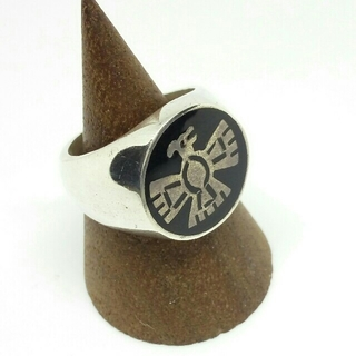 シルバー925イーグルリング 12号(リング(指輪))