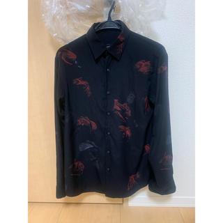 LAD MUSICIAN - 18aw スタンダードシャツ 42サイズ
