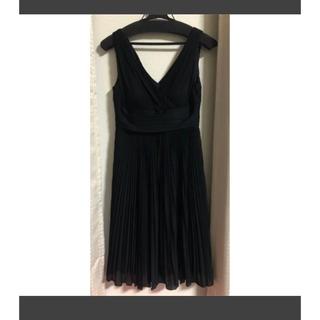ストロベリーフィールズ(STRAWBERRY-FIELDS)のストロベリーフィールズ♡ドレス(日本製)(ミディアムドレス)