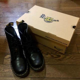 Dr.Martens - ドクターマーチン 8ホール ブーツ 22センチ UK3 ブラック