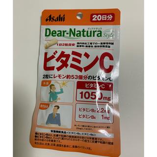 アサヒ(アサヒ)のDear Natura  ビタミンC 20日分(ビタミン)