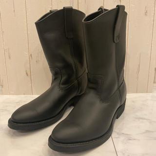 レッドウィング(REDWING)のレッドウイング 11インチペコスブーツ8155 サイズ9 1/2 (ブーツ)