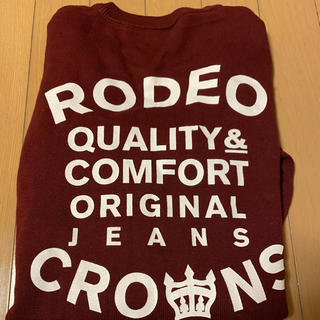 RODEO CROWNS WIDE BOWL - Vネックニット