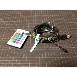 LED テープ リモコン調色調光