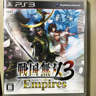 Koei Tecmo Games - 戦国無双3 Empires PS3