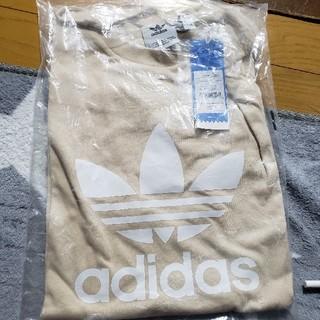 adidas - adidas リネン Tシャツ O 新品 未使用