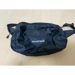 mont bell - montbell ウエストポーチ ボディバック