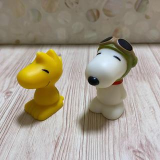 スヌーピー(SNOOPY)のSNOOPY WOODSTOCK 指人形(キャラクターグッズ)