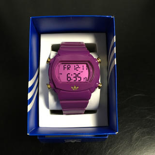 アディダス(adidas)のadidas♡デジタル腕時計(腕時計)