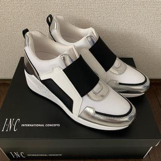 Calvin Klein - I.N.C international concepts ヒールスニーカー