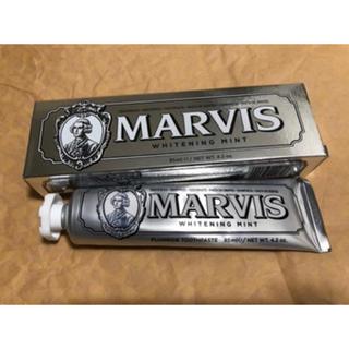 マービス(MARVIS)のMARVIS マービス★★whiteningmint 85ml(歯磨き粉)