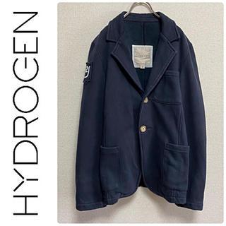 ハイドロゲン(HYDROGEN)のハイドロゲン(HYDROGEN) スウェット テーラードジャケット(テーラードジャケット)