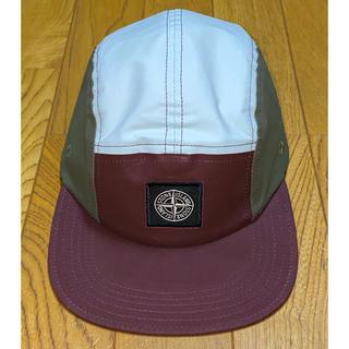 ストーンアイランド(STONE ISLAND)の定価26040円 19FW STONE ISLAND LOGO HAT CAP(キャップ)