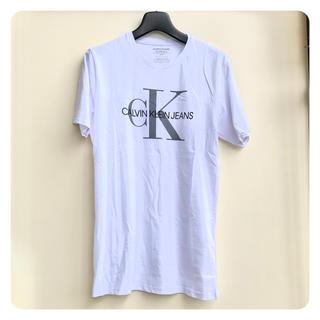 Calvin Klein - カルバンクラインジーンズ Tシャツ 白【購入時コメント不要です】