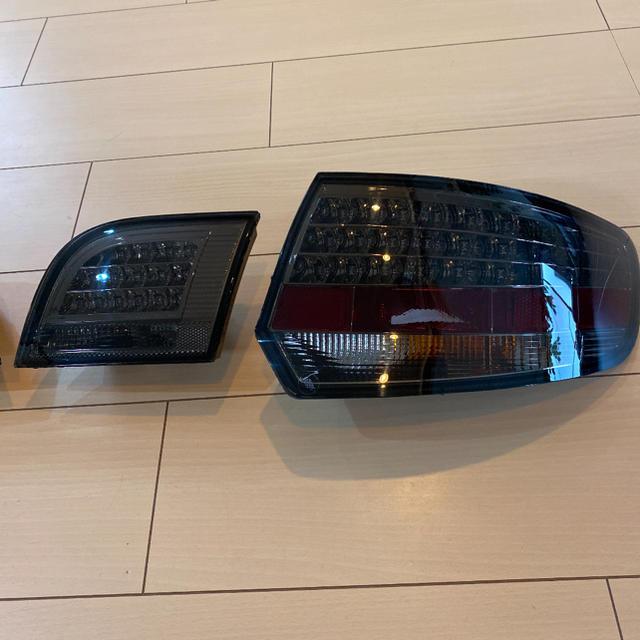 AUDI(アウディ)のアウディA3 8Pテールランプ左右セット 自動車/バイクのバイク(パーツ)の商品写真