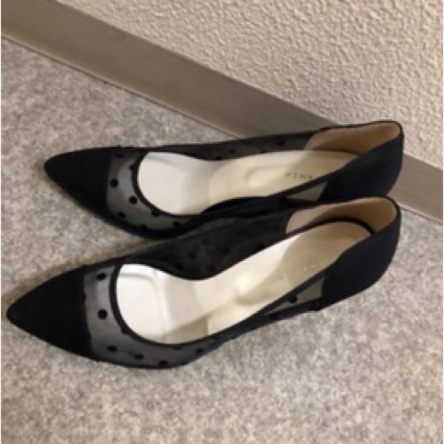 ESPERANZA(エスペランサ)のシースルーハイヒール レディースの靴/シューズ(ハイヒール/パンプス)の商品写真