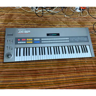 ローランド(Roland)の名機!ローランド・最終アナログシンセサイザー!モデル・JX-8P!(キーボード/シンセサイザー)