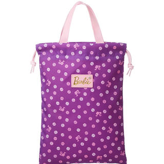 Barbie - 即完売品 バービー 体操服入れ お道具バッグ 上靴入れ シューズバッグ バッグ