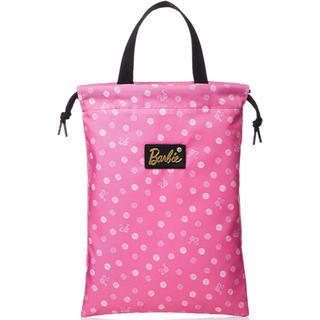 Barbie - 即完売品 バービー 巾着 手提げバッグ お道具バッグ シューズ入れ 上靴入れ