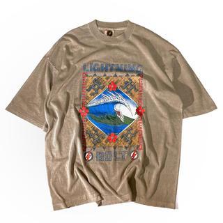 ライトニングボルト(Lightning Bolt)の《80s》LIGHTNING BOLT ライトニングボルト Tシャツ USA製(Tシャツ/カットソー(半袖/袖なし))