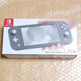 ニンテンドースイッチ(Nintendo Switch)のNintendo Switch Lite 中古 ポーチ ケース付き(家庭用ゲーム機本体)