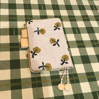 ミナペルホネン(mina perhonen)のほぼ日手帳カバー(その他)