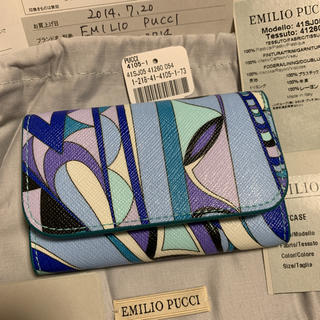 EMILIO PUCCI - エミリオプッチ 6連 キーケース 新品未使用