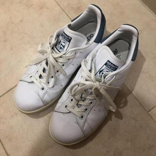 アディダス(adidas)のアディダス スタンスミス コアブルー(スニーカー)